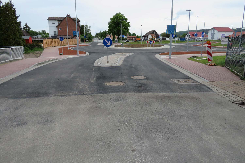 Kreisverkehr Nörten-Hardenberg