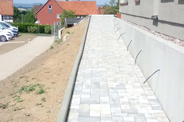 Neubau Kindergarten in Vogelbeck